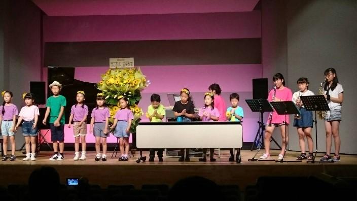 松本美和ミュージックアカデミー発表会