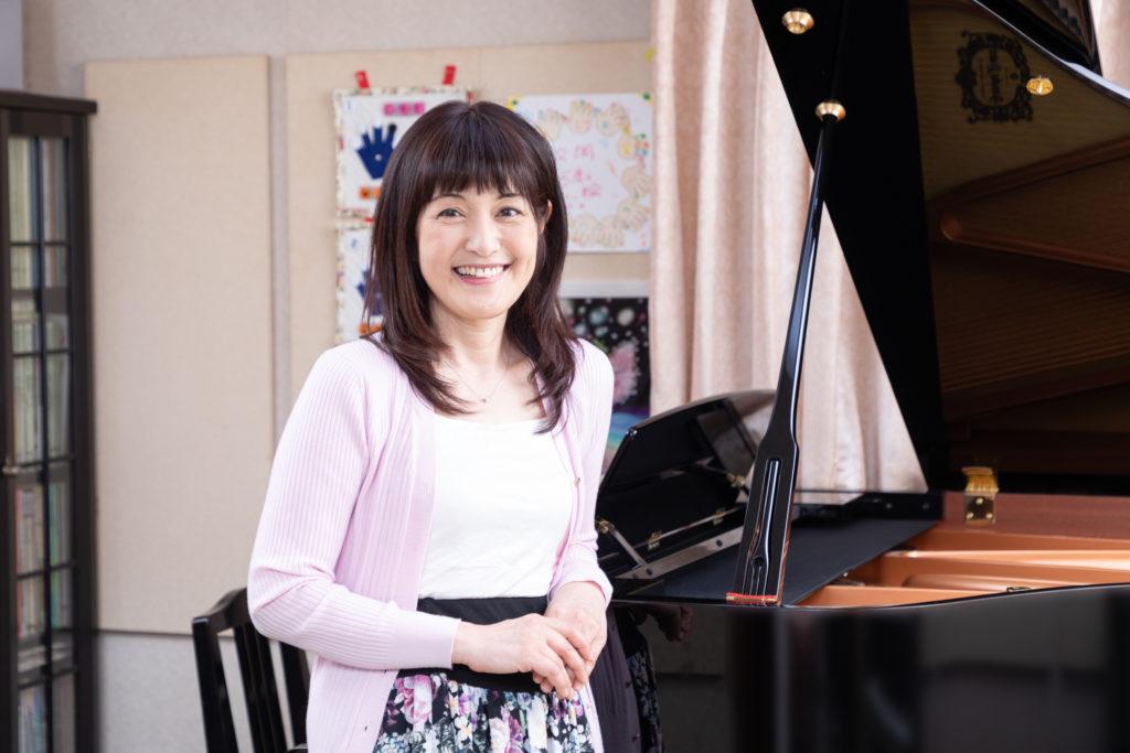 松本美和ミュージックアカデミー:代表松本美和