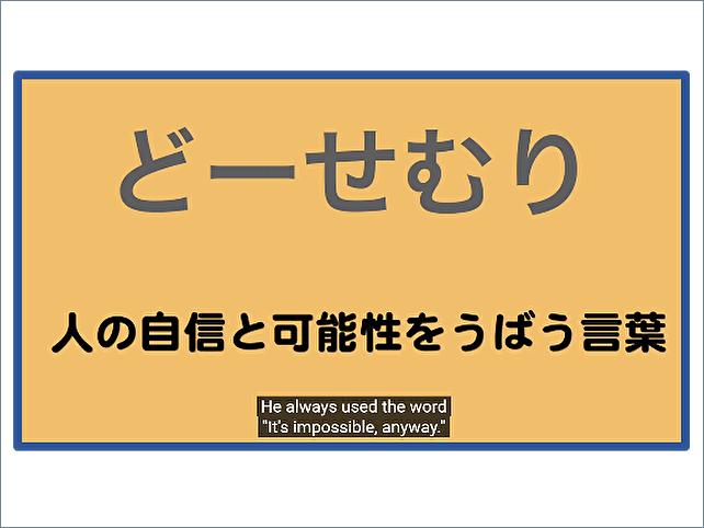松本美和ミュージックアカデミー通信:どーせむり